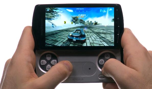 Gameloft in prima linea al lancio del nuovo Sony Ericsson Xperia PLAY