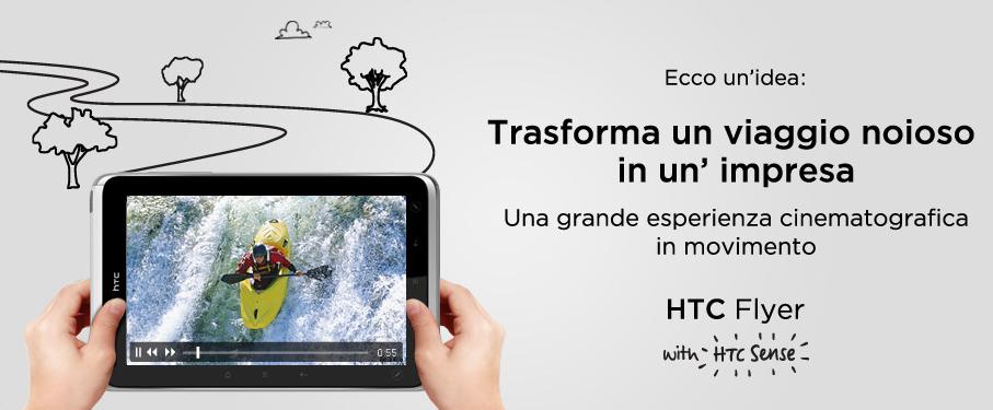 Online le pagine ufficiali dei nuovi terminali HTC