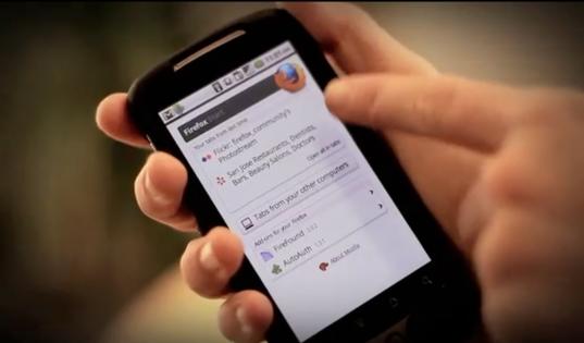 Firefox per Android: nuova beta, promesse maggiori prestazioni