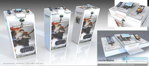 Sony Ericsson Xperia Play, i prezzi dei giochi