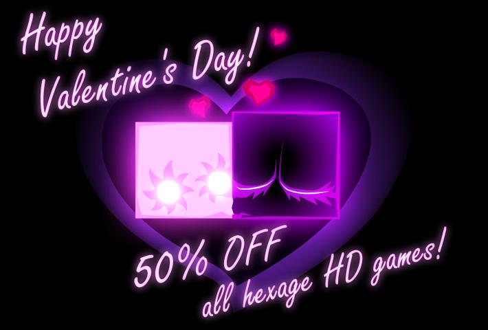 Hexage sconta i suoi titoli HD del 50%