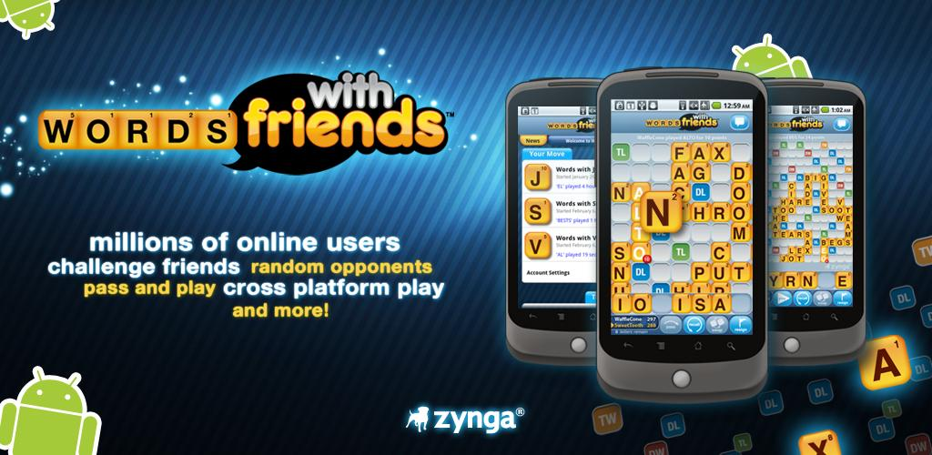 Words With Friends rilasciato per Android