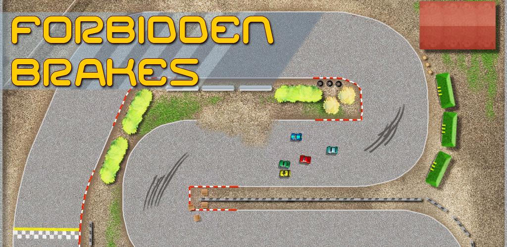 Forbidden Brakes, corse 'old school' su Android