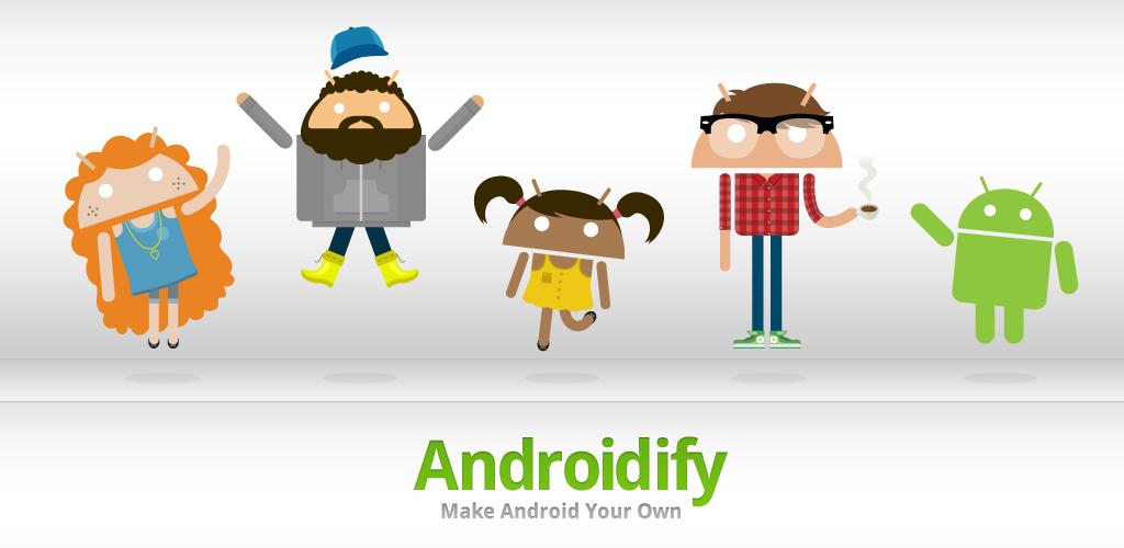 Androidizzati con.. Androidify!