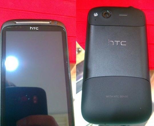 HTC Saga ripreso ancora in una nuova foto