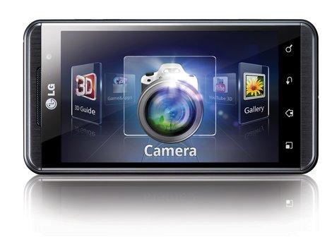 LG annuncia Optimus 3D, il primo smartphone dual-core 3D al mondo