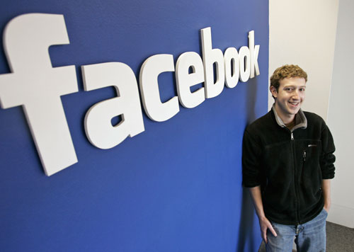 Mark Zuckerberg: 'decine' di terminali Facebook quest'anno