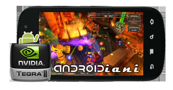 I primi giochi HD ottimizzati per NVIDIA Tegra arrivano nel Market