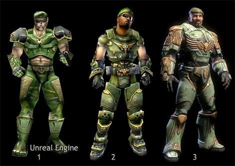 Gameloft annuncia lo sviluppo di 4 titoli con Unreal Engine 3