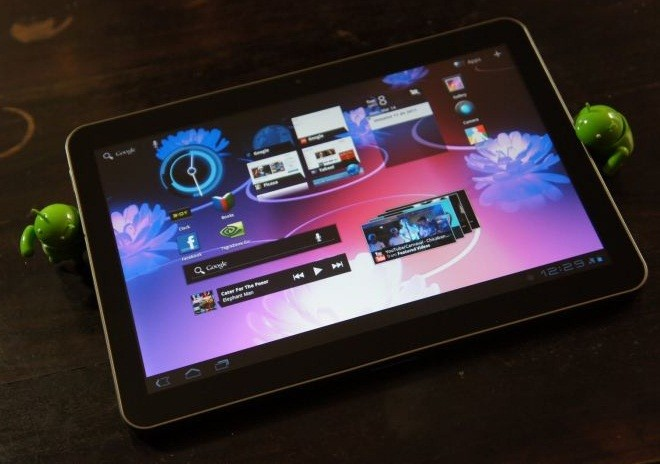Samsung Galaxy Tab 10.1 in un dettagliato video hands-on