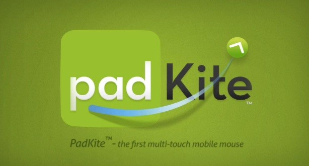 PadKite, un mouse multitouch per Android