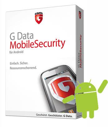 G Data MobileSecurity: la protezione più intelligente per Android