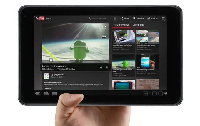 Google Nexus Tablet in arrivo, sarà prodotto da LG?