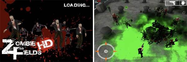 Zombie Field HD, combatti per la sopravvivenza!
