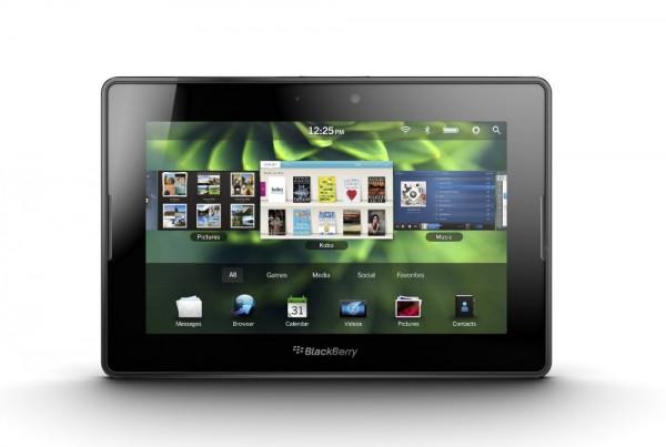 Ufficiale: Il BlackBerry Playbook supporterà le applicazioni Android