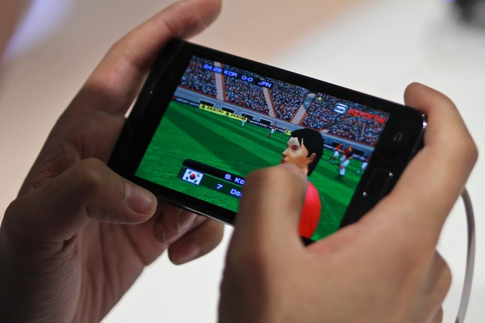 Samsung Galaxy S II in arrivo con NVIDIA Tegra 2