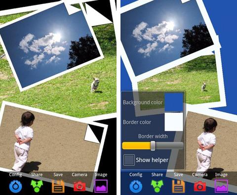 Collage, creare dei collage in pochi tap su Android!