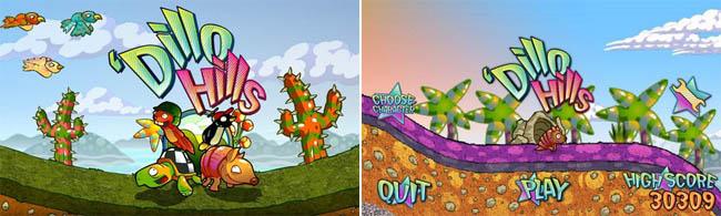 Dillo Hills, il clone di Tiny Wings arriva su Android
