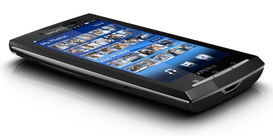 Sony Ericsson Xperia X10, confermato l'aggiornamento a Gingerbread!