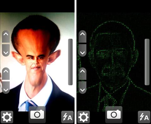 WarpCam: distorci i volti dei tuoi amici in tempo reale