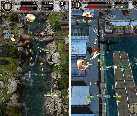 AirAttack HD: epiche battaglie aeree in 3D