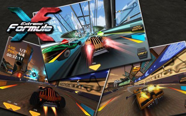 Extreme Formula: corse estreme su Android