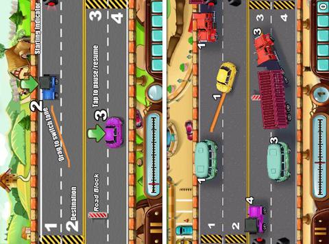 Traffic Control: dirigi il traffico nell'ora di punta!