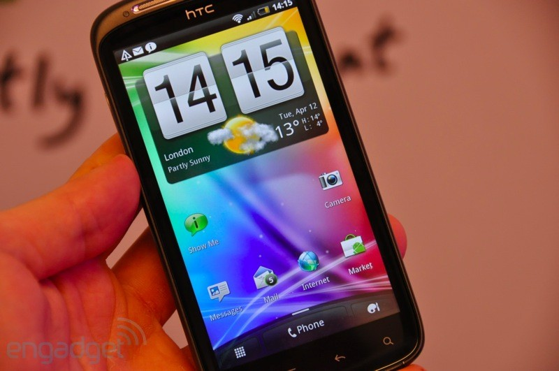HTC Sensation [Aggiornamento 13/04 Salone di Milano]
