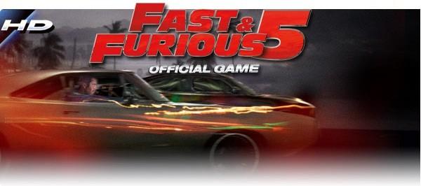 Fast & Furious 5: il gioco ufficiale disponibile per Android