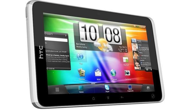HTC Flyer da oggi in vendita - Il primo tablet con HTC Sense