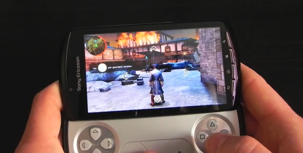 BackStab in una prima video anteprima su Xperia Play