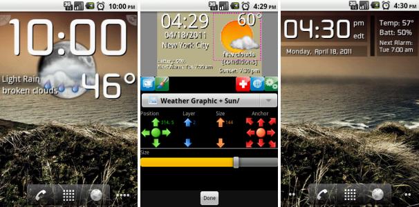 BITS: il widget personalizzabile per Android