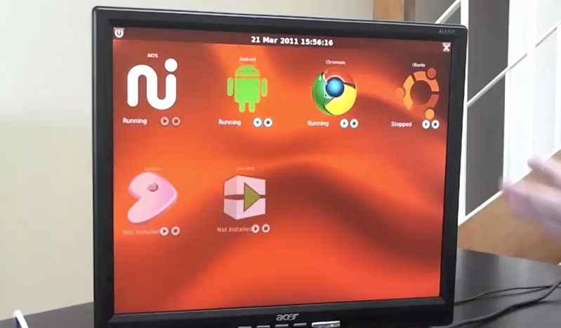 Super Jumbo: da Android a Chrome a Ubuntu senza riavvio (video)