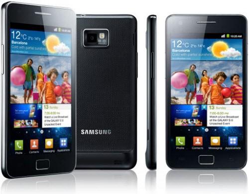 Samsung Galaxy S II in 120 paesi, obiettivo 10 milioni di unità