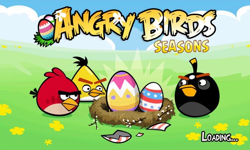 Angry Birds Seasons - Rilasciata la versione di Pasqua