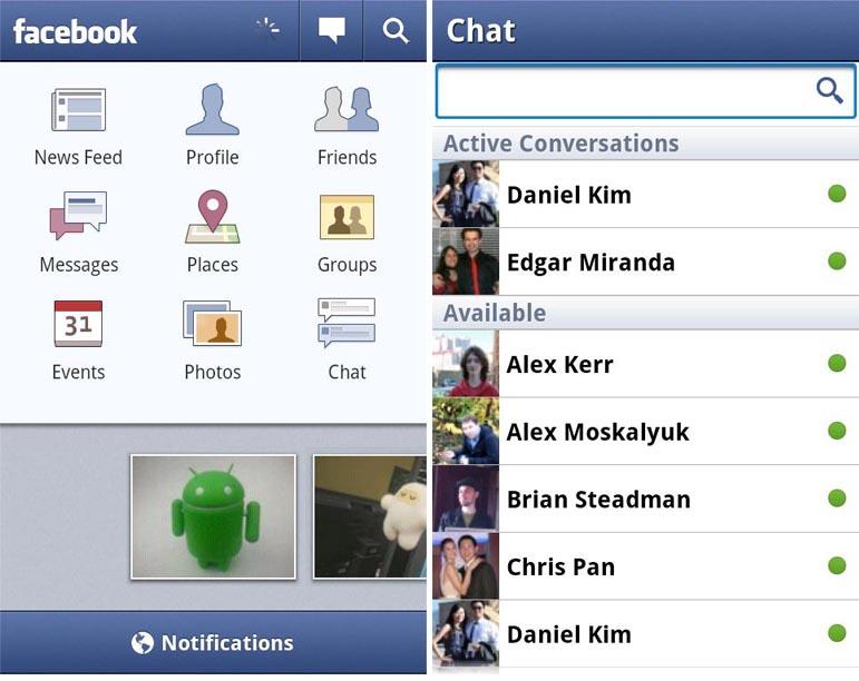 Aggiornamento Facebook 1.5.3 - Aggiunta la funzione TAG