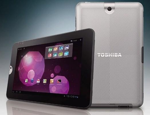 Toshiba ufficializza un nuovo tablet