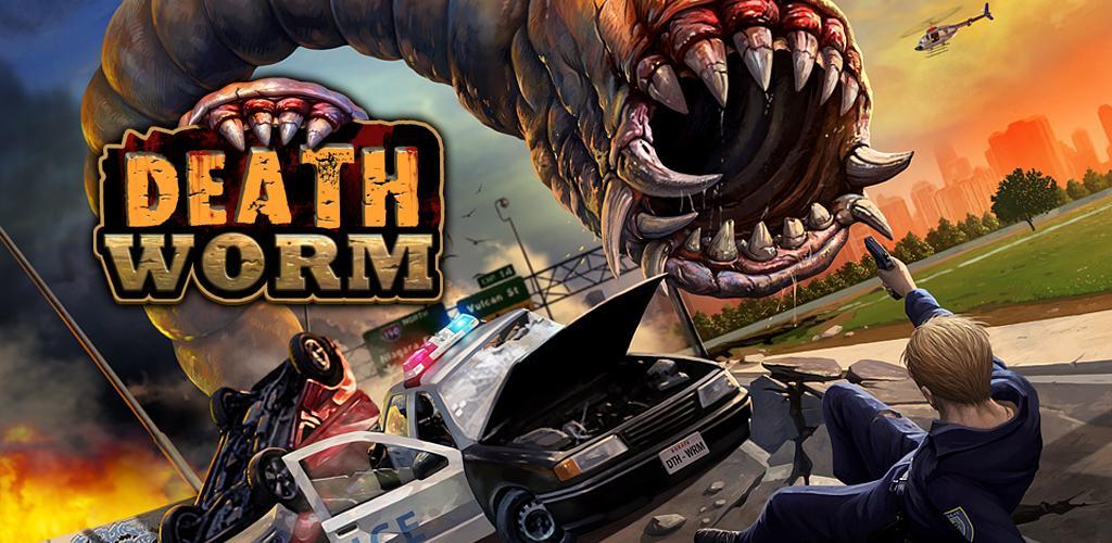 Death Worm: i vermi giganti invadono Android