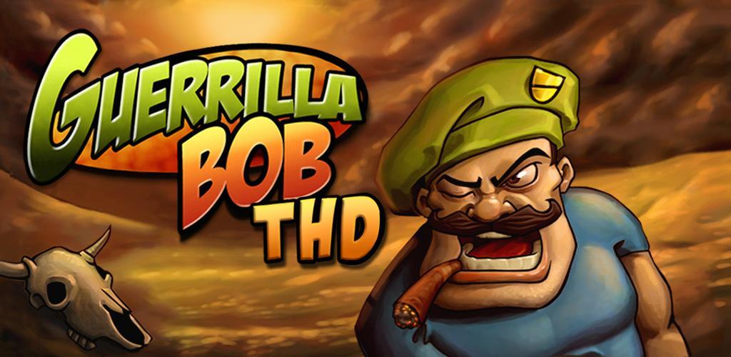 Guerrilla Bob si rifà il look per dispositivi Tegra 2