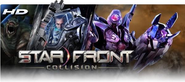 Starfront: Collision ora disponibile per Android!
