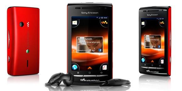 Sony Ericsson annuncia W8, il Walkman con Android