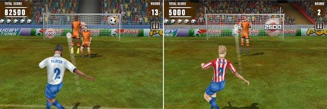 Football Kicks, i calci di punizione sul vostro Android