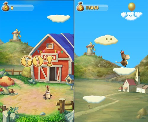 Donkey Jump: un nuovo e simpatico jumping game 3D