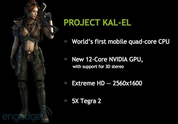 ASUS al lavoro su un tablet quad-core Tegra 3