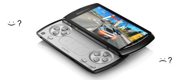 Xperia Play, le vendite dei giochi stentano a decollare