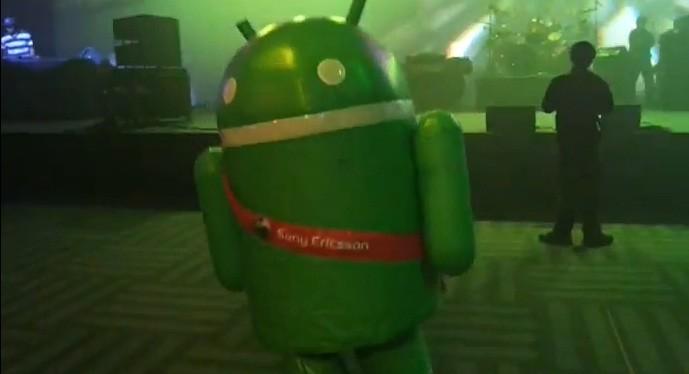 La dance Android ritorna al Google I/O!