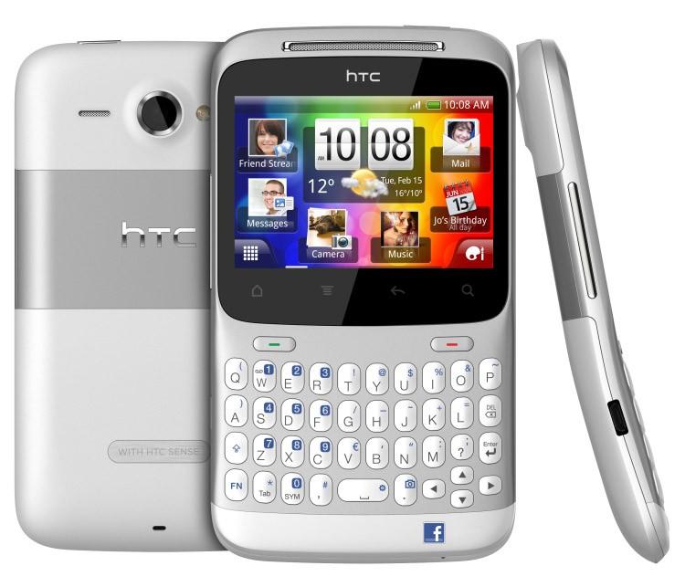HTC ChaCha, prezzo svelato: 319€
