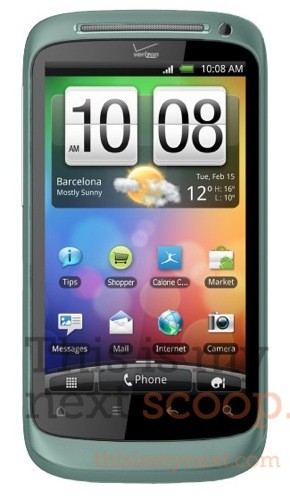 HTC Bliss: Android made for Women