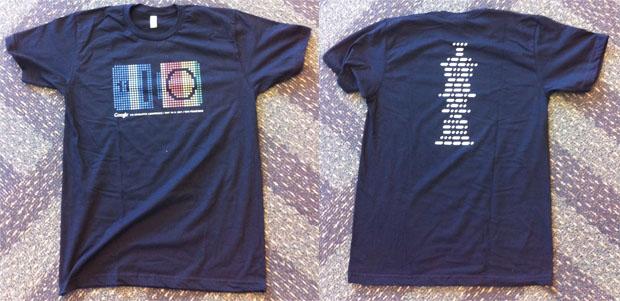 Google I/O 2011.. e il mistero (svelato) della T-Shirt!