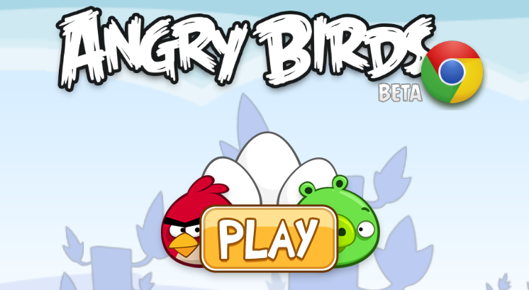 Angry Birds invade il Web! [Download - Chrome Web Store]